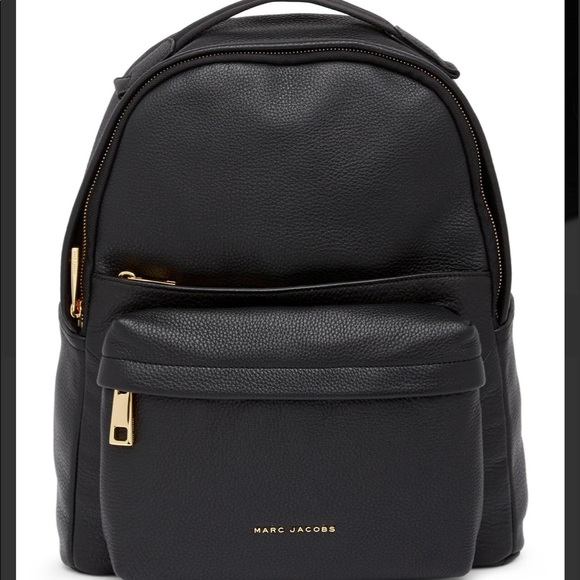 9ae17c37d3 Handbags - Marc Jacobs large Varsity leather backpack